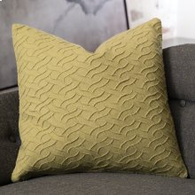 Auckland Pillow-Lime Green
