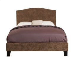 Emerald Home Colton Upholstered Bed Kit Queen Brown B126-10hbfbr-05 Product Image