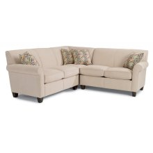 Dana Fabric Sectional