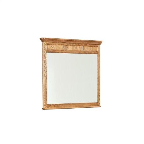 Bedroom - Alta Landscape Mirror