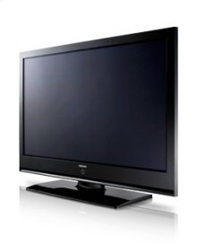 63'' widescreen plasma HDTV