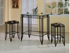 Matrix Bar & 2 Stool Product Image