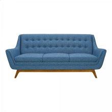 Armen Living Janson Mid-Century Sofa