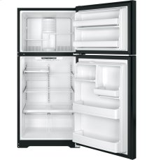 Crosley Top Mount Refrigerator - Black