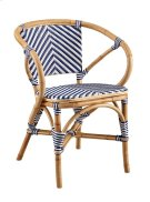 Pearl Bistro Chair BLUE Product Image