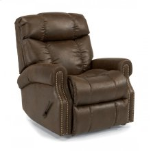 Morrison Fabric Swivel Gliding Recliner