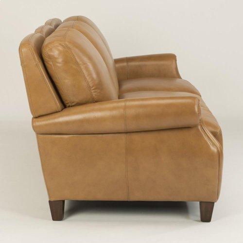 Exton Leather Sofa