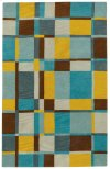 Tempo Groovy Gold Hand Tufted Rugs