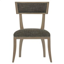 Delancey Dining Side Chair in Smoke