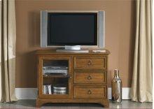 TV Console - 44 Inch - Oak
