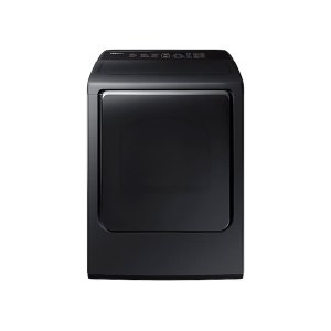 Samsung7.4 cu. ft. Gas Dryer with Integrated Touch Controls in Black Stainless Steel