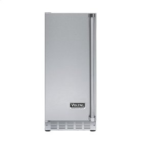 "Stainless Steel 15"" Beverage Center - VUAR (Right Hinge Door)"
