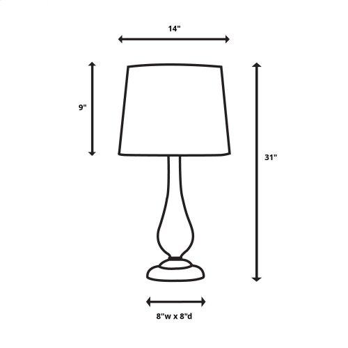 Brazoria Table Lamp