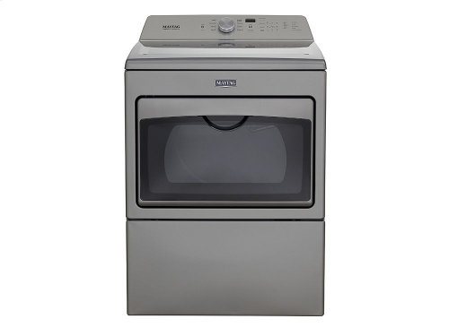 Large Capacity Electric Dryer with IntelliDry® Sensor - 7.4 cu. ft.