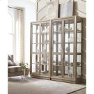 Sophie - Display Cabinet - Natural Finish Product Image