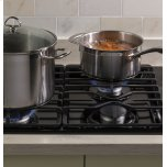 """Ge(r) 30"""" Built-In Gas Cooktop With Dishwasher-Safe Grates"""