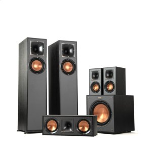 KlipschR-610F 5.1 Home Theater System