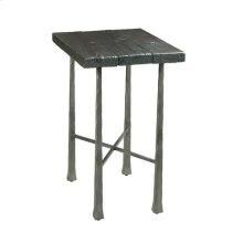 Hidden Treasures Charred Wood Table