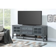 Highland 76 in. TV Console