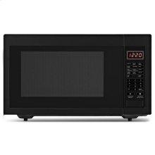 1.6 cu. ft. Countertop Microwave Oven - black