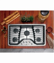 "(DISCONTINUED FLOOR MODEL 1 ONLY) 36"" Built-In Deep-recessed Gas Cooktop"