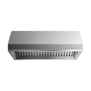 "Fisher & PaykelProfessional Range Hood, 48"", Dual Blower"