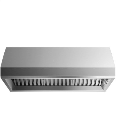 "Professional Range Hood, 48"", Dual Blower Product Image"