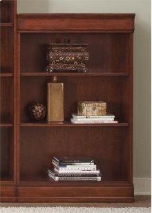 Jr Executive 48 Inch Bookcase (RTA)