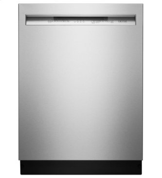 46 DBA Dishwasher with ProWash , Front Control - Stainless Steel with PrintShield(TM) Finish