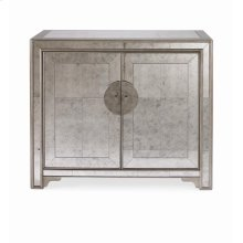 Chin Hua Shantou Mirror Door Chest
