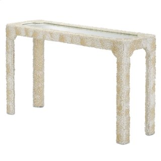 Leena Console Table - 55.25w x 17.25d x 33.25h