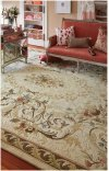 Josette Cream Hand Tufted Rugs
