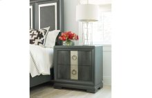 Tower Suite - Moonstone Finish Night Stand