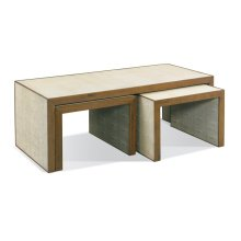 368-840 Zaine 3 Piece Nesting Cocktail Table