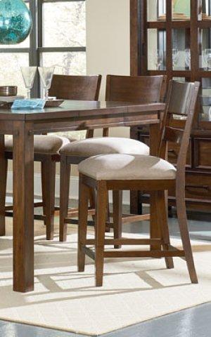 Leg Table, W18 In. Leaf