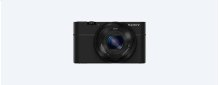 RX100 Advanced Camera with 1.0 inch Sensor