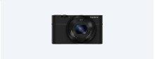 RX100 Advanced Camera with 1.0 inch Sensor