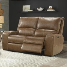 Swift Bourbon Power Loveseat