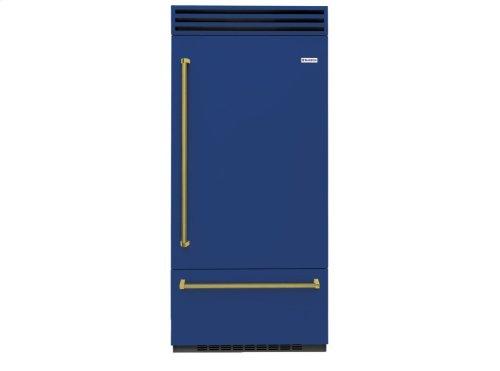 "36"" Built-In Refrigerator/Freezer"