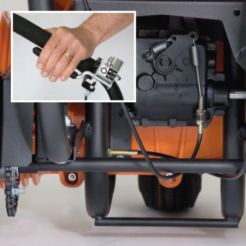 Wheeled Blower, 13 HP (Honda) Self-propelled
