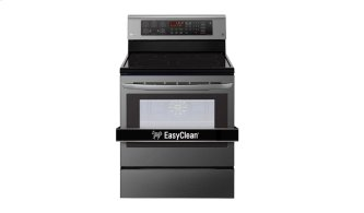 6.3 CU.FT Electric Range With Easyclean(R) and True Convection