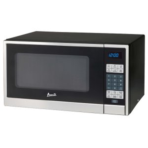 Avanti1.1 CF Touch Microwave - Stainless Steel Door Frame and Black Cabinet