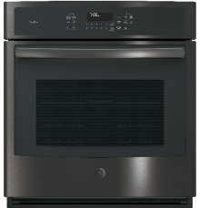 """GE Profile Series 27"""" Built-In Single Convection Wall Oven"""
