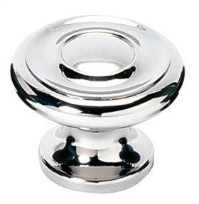 Knobs A1050 - Polished Chrome