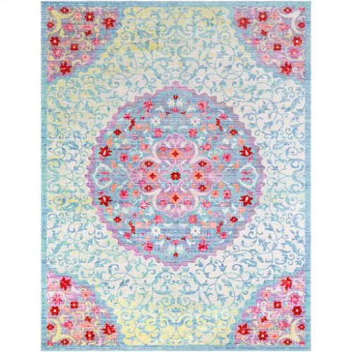 "Seasoned Treasures SDT-2300 5'3"" x 7'3"""