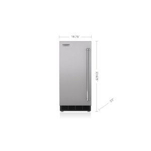 "Sub-Zero15"" Ice Maker - Panel Ready"