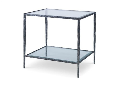 BROCK CHAIRSIDE TABLE