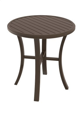 "Banchetto 36"" Round KD Bar Table"