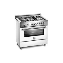 White 36 Six-Burner Gas Range