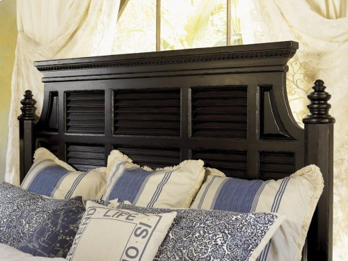 Malabar Panel Bed Queen Headboard